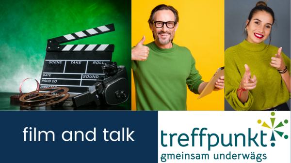 Film ab - Film and Talk - Verein treffpunkt