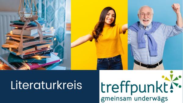 Literaturkreis - Verein treffpunkt - gmeinsam underwägs