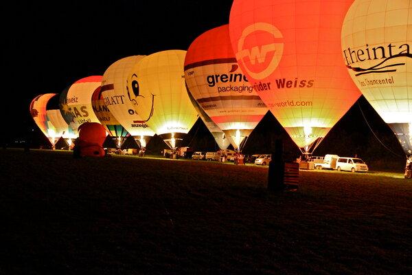 Abgesagt: 6. Int. Ballontage Alpenrheintal 2021
