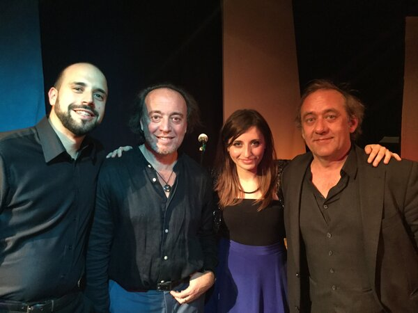 Ciara Izzi Quartettt