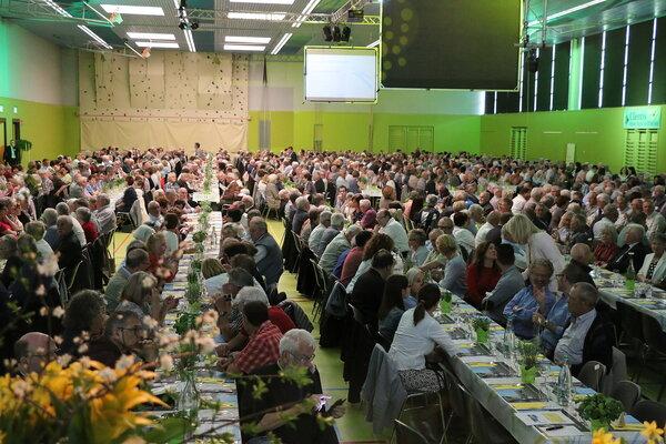 142. ordentliche Generalversammlung
