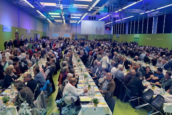 143. Generalversammlung Clientis Biene Bank im Rheintal