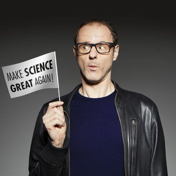 Vince Ebert // Make Science great again