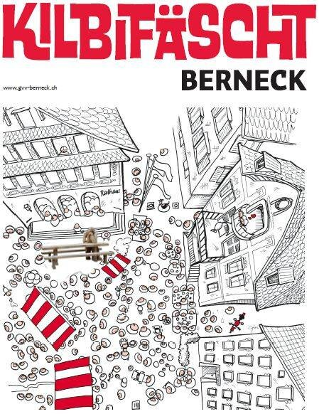 Kilbifäscht Berneck 2021