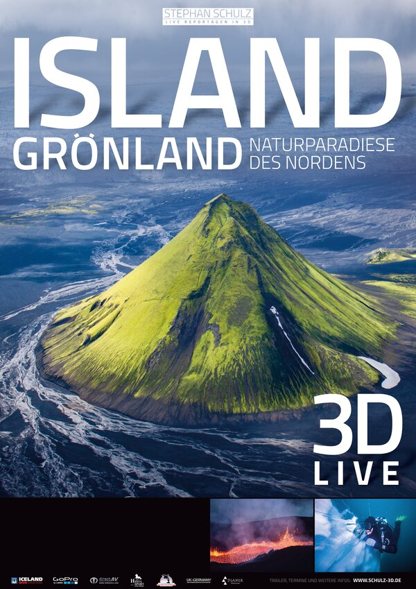Stephan Schulz - Island & Grönland