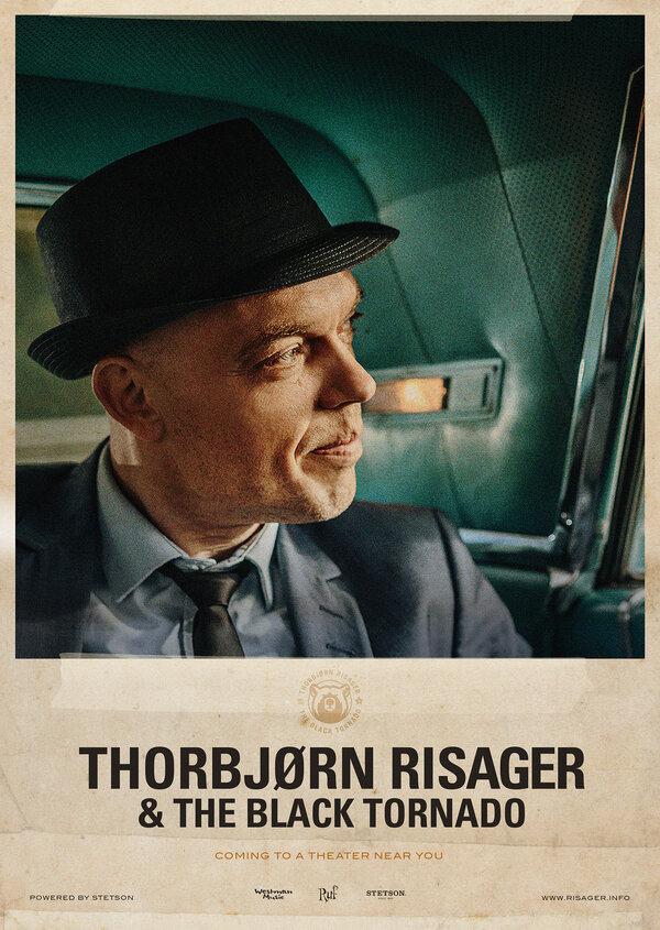 Blues im Madlen - Thorbjörn Risager & The black tornado