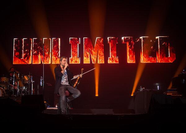David Garrett - unlimited