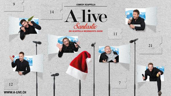 A-live - Santastic 2.0