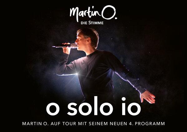 Martin O. - O solo io