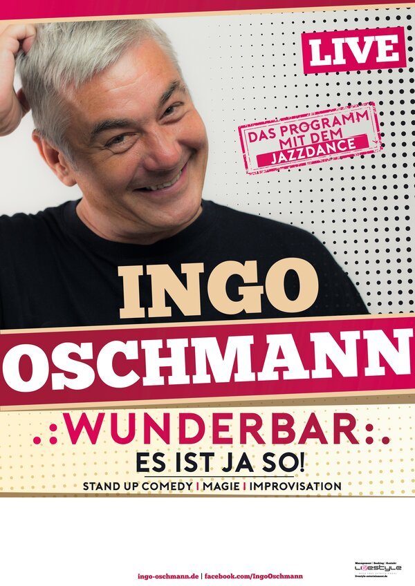 Ingo Oschmann - Wunderbar!