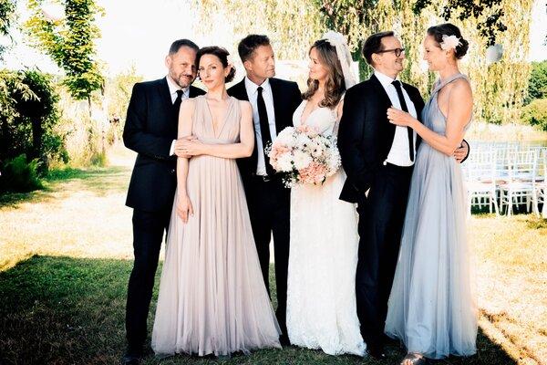 Openairkino Altstätten - Die Hochzeit