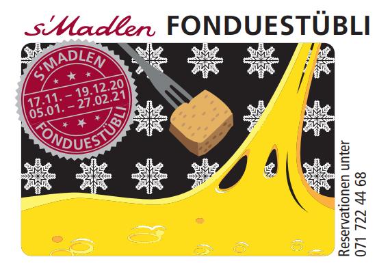 s'Madlen - Fonduestübli
