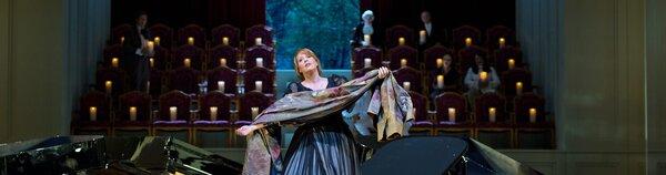 Ariadne auf Naxos - Opera im Kino