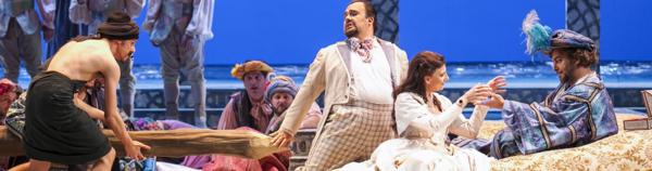 L'italiana in Algeri-Opera im Kino