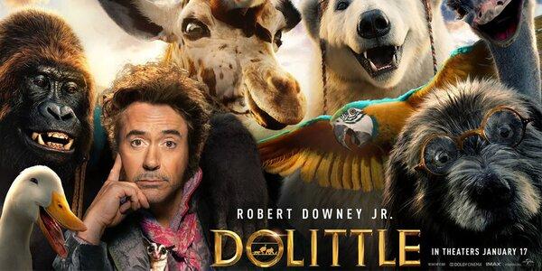 Fantastische Reise des Dr.Dolittle
