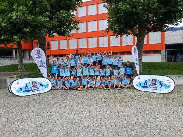 Polysportcamp vom 03.08.-07.08.2020 in Oberriet