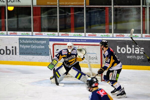 Verschoben: SC Rheintal  - HC Luzern