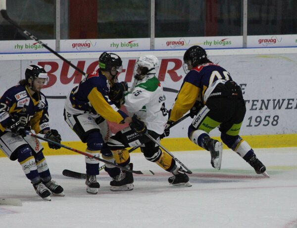 SC Rheintal vs. Argovia Stars
