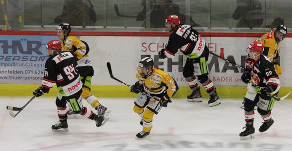 SC Rheintal vs. EHC Frauenfeld