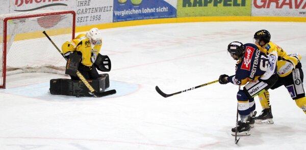 SC  Rheintal vs. EHC Burgdorf