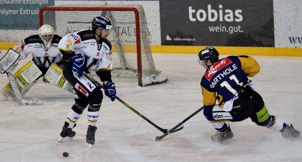 SC Rheintal vs EHC Wetzikon