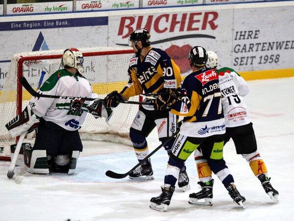 SC Rheintal vs. EC Wil