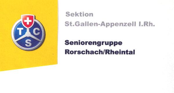 TCS - Velotour im Rheintal