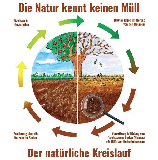 """BALGER NATUR: Vortrag """"wie recycelt die Natur"""""""